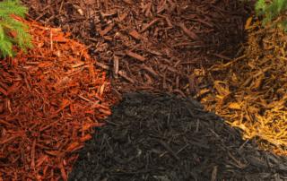 Mulch Cerullo landscape professional