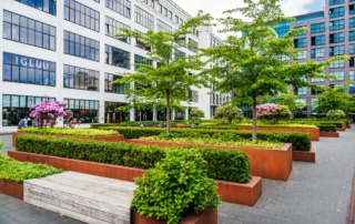 commercial landscaping design contractor new york city nyc